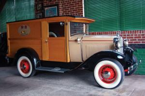1930 Ford Model A Huckster Delivery