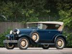 Ford Model A Phaeton Deluxe 1930 года