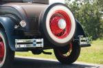 Ford Model A Rumble Seat Sport Coupe 1930 года