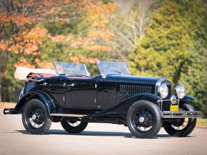 1930 Ford Model A Sport Phaeton by LeBaron