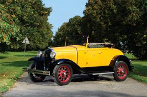 Ford Model A Standard Roadster 1930 года