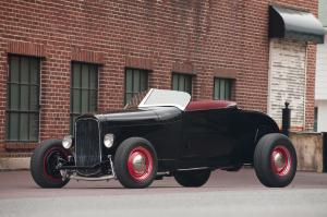 Ford Model A V8 Roadster Hi-Boy 1930 года