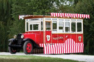 Ford Model AA Cretors Popcorn Truck 1930 года