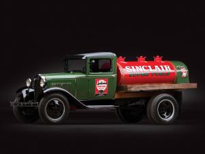 1930 Ford Model AA Fuel Tanker
