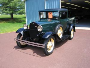 Ford Model A Pickup 1931 года