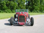 Ford Model A Roadster Cockroach Hot Rod 1931 года