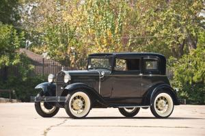 Ford Model A Victoria 1931 года