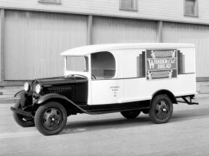 Ford Model AA Delivery by Crown Motor Carriage Co 1931 года