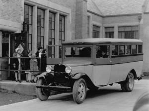 1931 Ford Model AA School Bus