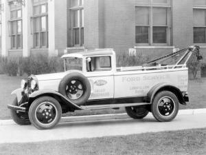1931 Ford Model AA Service Truck by Briggs