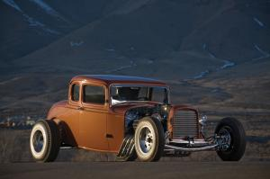 Ford 5-Window Coupe 1932 года