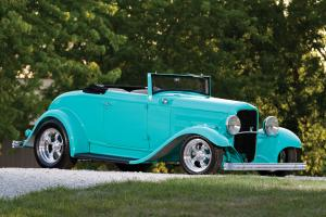 1932 Ford Custom Cabriolet