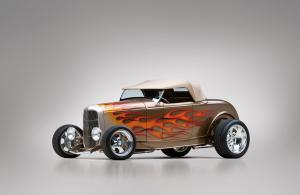 1932 Ford Custom High Box Roadster