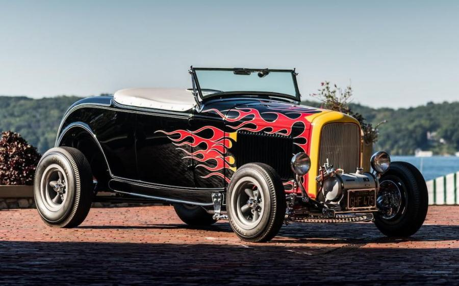 Ford McMullen Roadster '1932