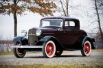 Ford Model 18 DeLuxe 3-Window Coupe 1932 года