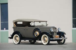 Ford Model 18 Phaeton 1932 года