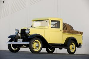 Ford Model B Grape Truck 1932 года