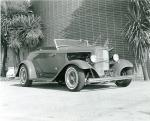 Ford Roadster Full Fendered Hot Rod 1932 года