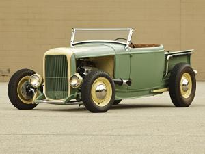 1932 Ford Roadster Pickup by The Roadster Shop