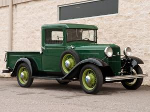1932 Ford V8 Closed Cab Pickup
