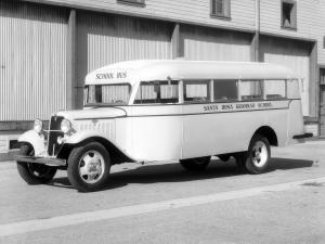 1934 Ford Model BB School Bus by Crown Body & Coach Corp