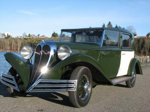 1934 Ford Town Car by Brewster
