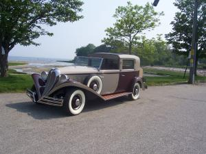 1935 Ford Town Car by Brewster