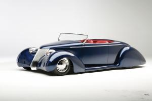 Ford Custom Roadster Sublime 1936 года