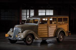Ford Station Wagon 1936 года
