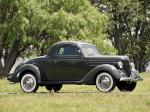 Ford V8 Deluxe 3-Window Coupe 1936 года