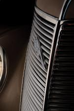 Ford DeLuxe Station Wagon 1937 года