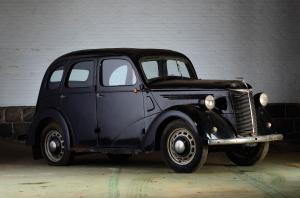 Ford E93A Prefect Saloon 1937 года