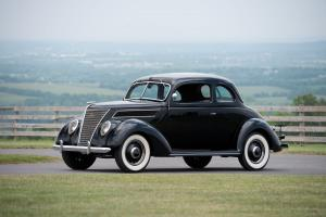 1937 Ford V8 Deluxe Coupe