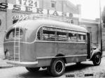 Ford Model 917T-997T Bus de Carrosserias Grassi 1939 года