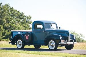 Ford Custom Pickup Truck 1940 года