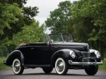 Ford V8 Deluxe Convertible Coupe 1940 года