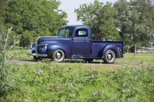 1941 Ford Flareside Custom Pickup Truck