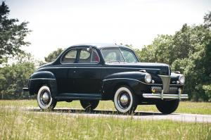1941 Ford Super DeLuxe Business Coupe