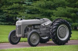 Ford Ferguson Tractor 1942 года