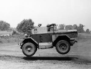 Ford Lynx Scout Car 1942 года