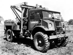 1944 Ford F60S 4x4 3-Ton Breakdown Truck