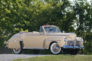 1947 Ford Super DeLuxe 2-Door Convertible