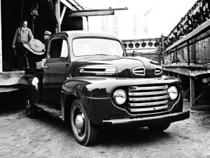 Ford F-1 Pickup Truck 1948 года