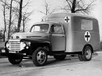 Ford F-4 Ambulance 1948 года