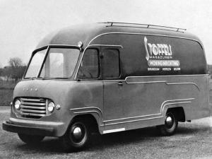 1948 Ford Parcel Delivery