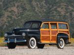 Ford V8 Super Deluxe Station Wagon 1948 года