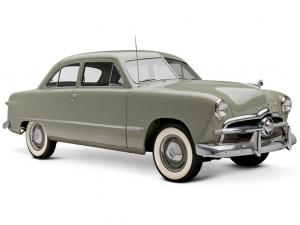 1949 Ford Custom Tudor Sedan
