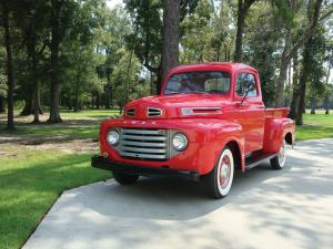 Ford F-1 Pickup Truck 1949 года