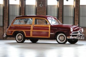 1949 Ford Woodie Shoebox Station Wagon