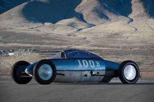 1951 Ford Tom Beatty Belly-Tank Lakester
